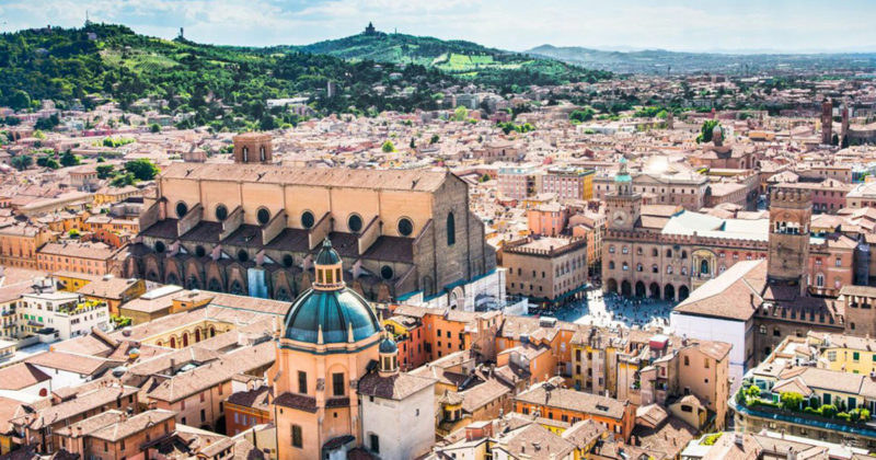 48 hours in Bologna